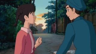 紺色のコクリコ坂は、東日本震災に向けたレクイエム映画ではないか